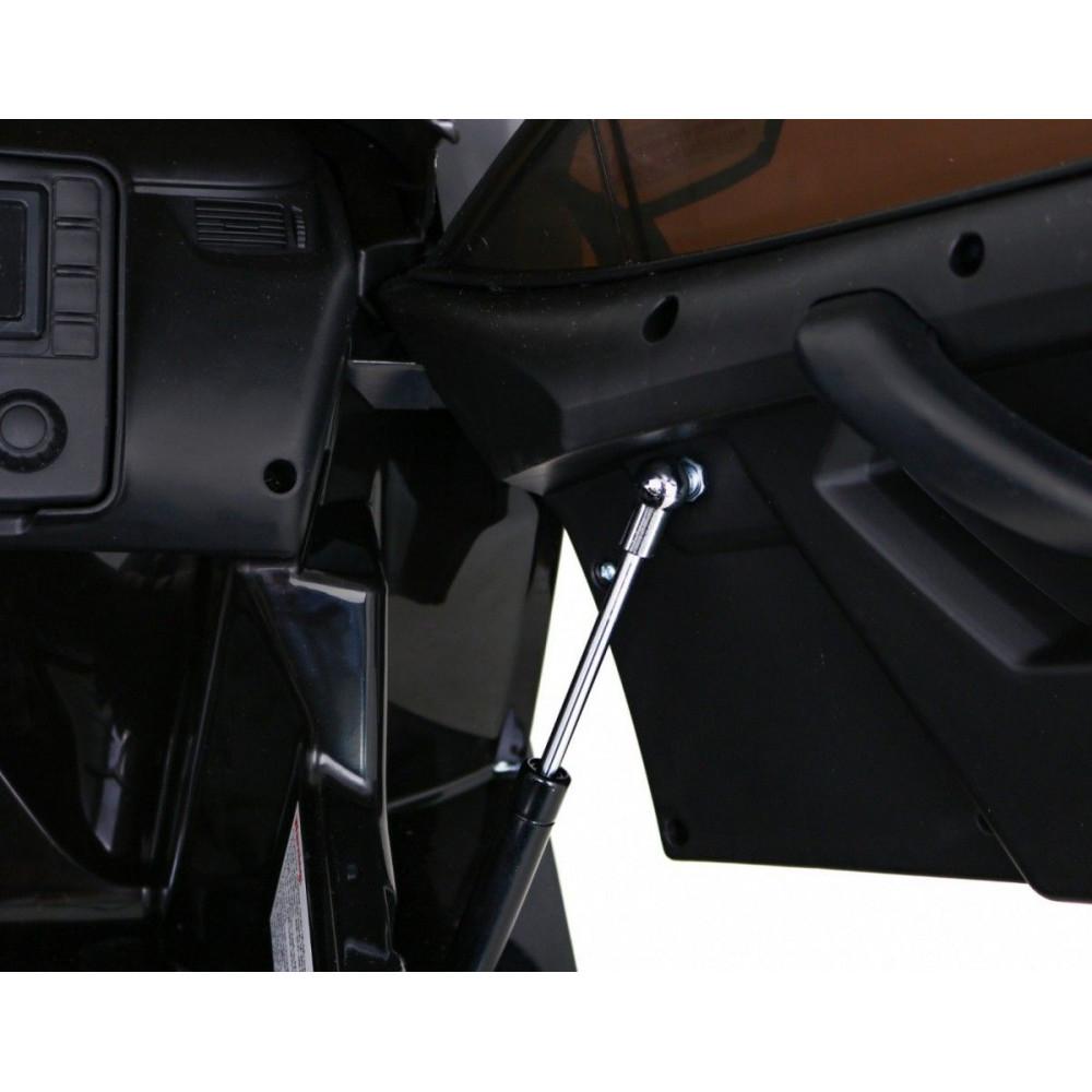 Elektrické autíčka - Driftovacie Lamborghini Aventador SVJ - čierna - 11