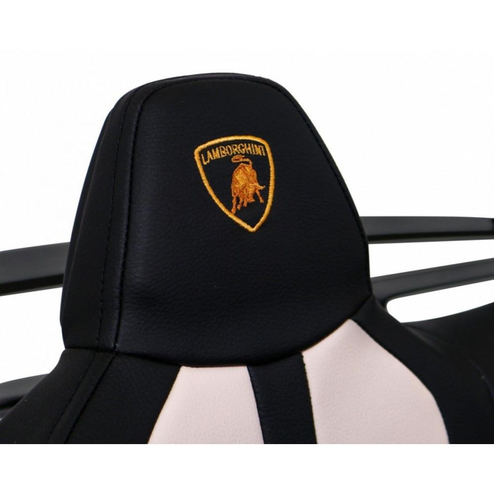 Elektrické autíčka - Driftovacie Lamborghini Aventador SVJ - čierna - 15