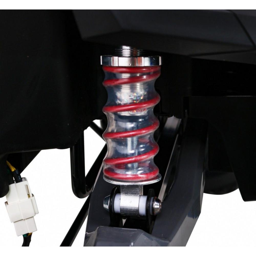 Elektrické autíčka dvojmiestne - Elektrické autíčko UTV-MX STRONG - oranžová - 17