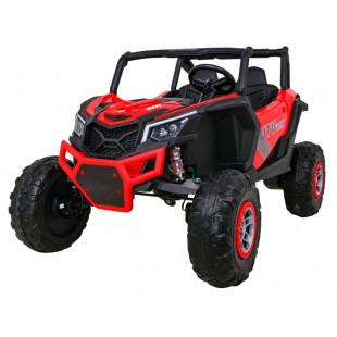Elektrické autíčko UTV-MX STRONG - červená